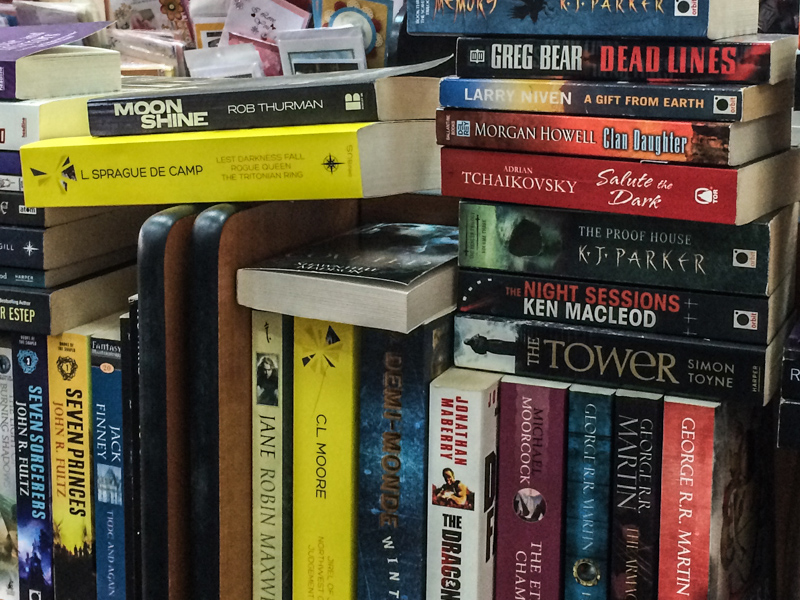 Best book stores in Colombo