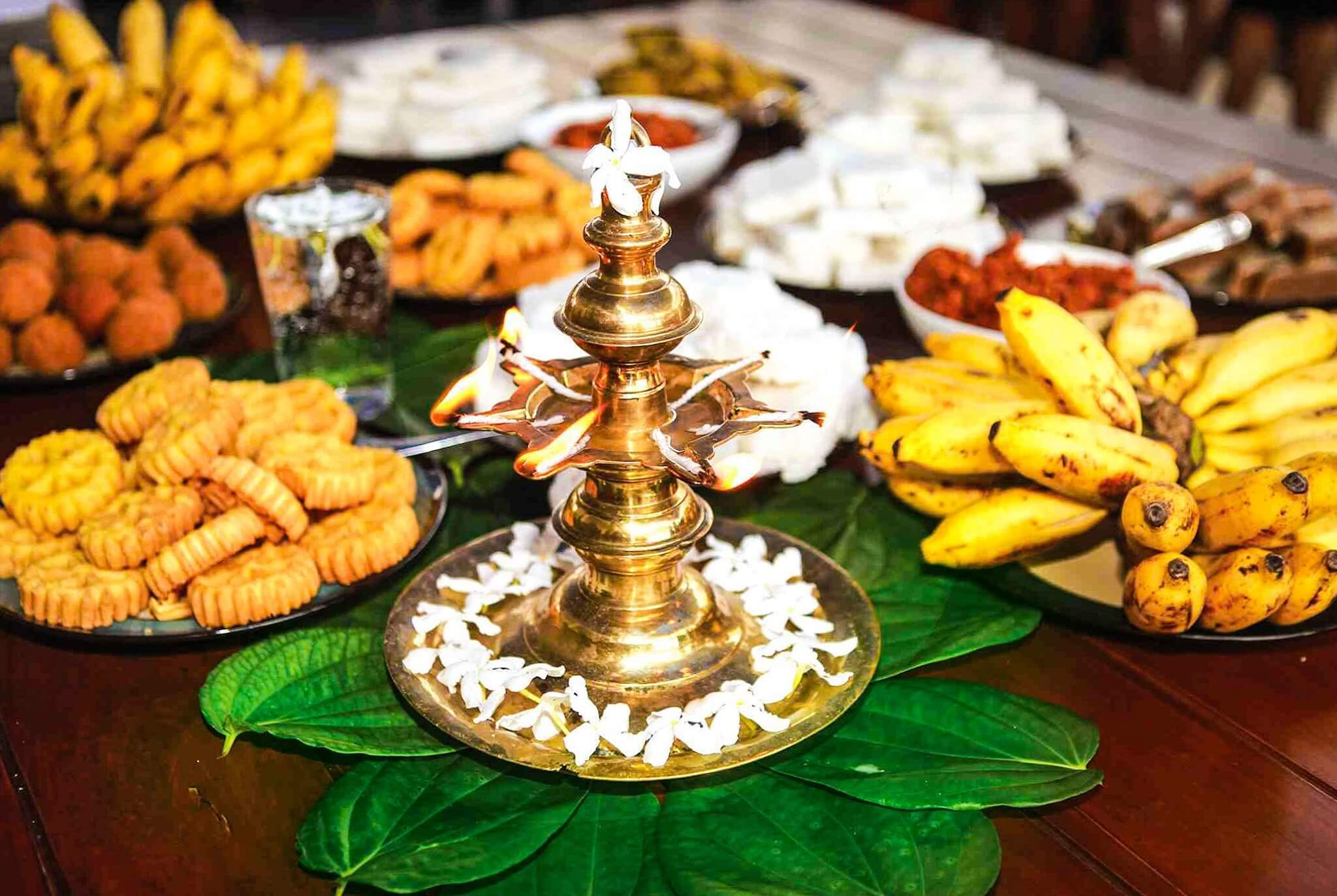 Sinhala and Tamil New Year Celebrations in Sri Lanka
