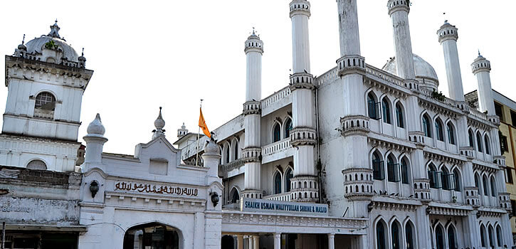 Dawatagaha Mosque in Sri Lanka