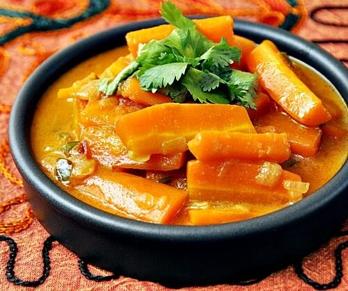 Sri Lanka Carrot Curry