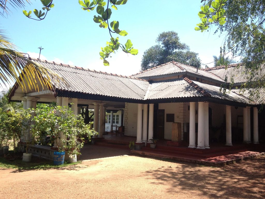 Kotte Museum - Mansions in Sri Lanka
