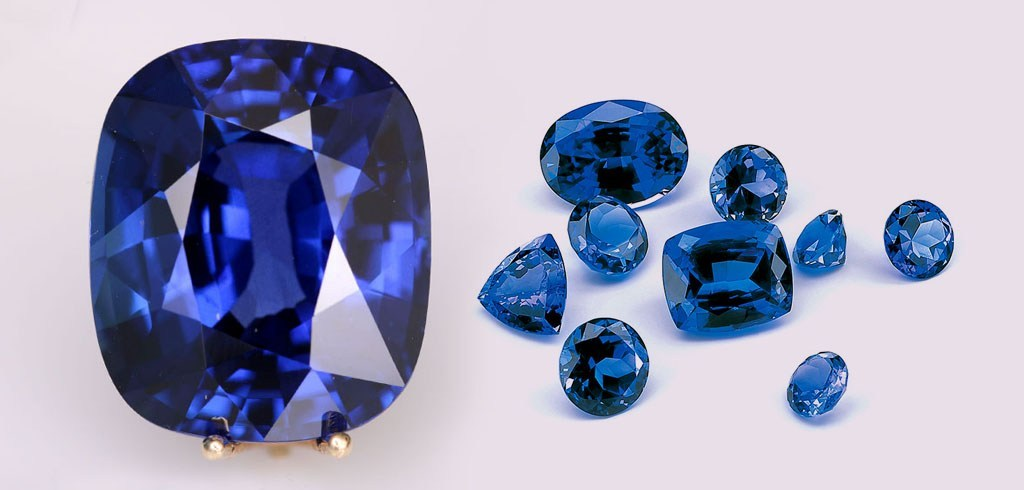 Ceylon Sapphires - Gemstones in Sri Lanka