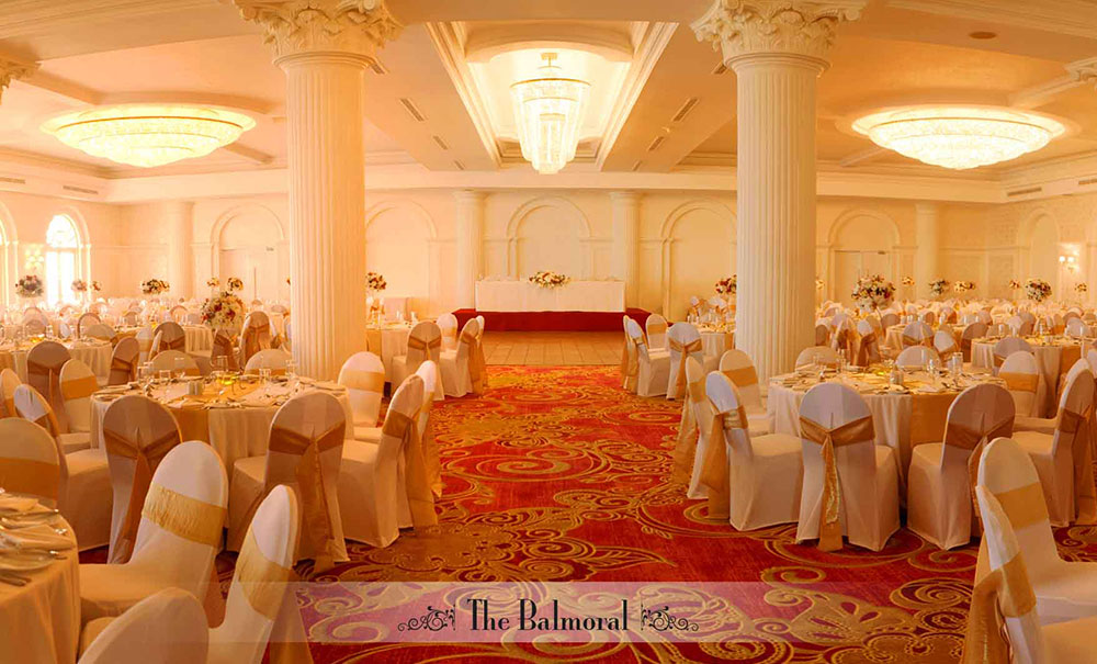 The Kingsbury Colombo, Balmoral Banquet Hall