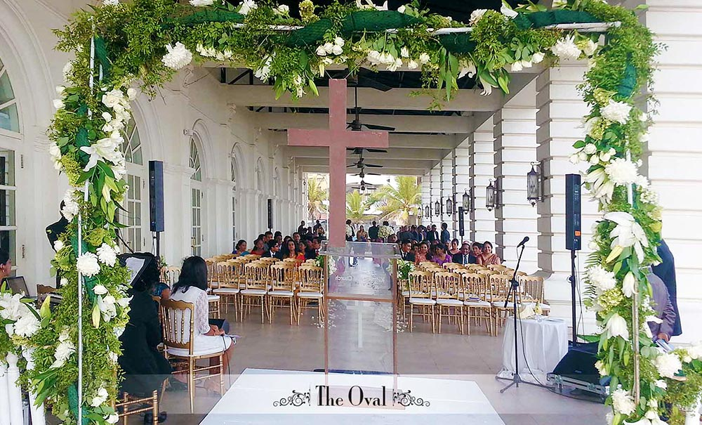 Wedding Reception at the Oval, The Kingsbury
