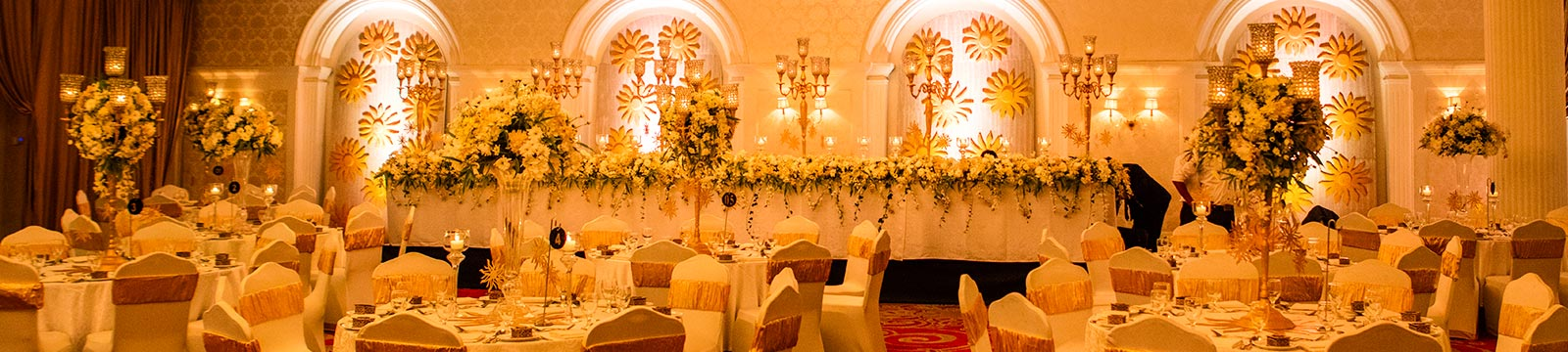 Wedding Packages in Colombo Hotels | Wedding Packages at Kingsbury