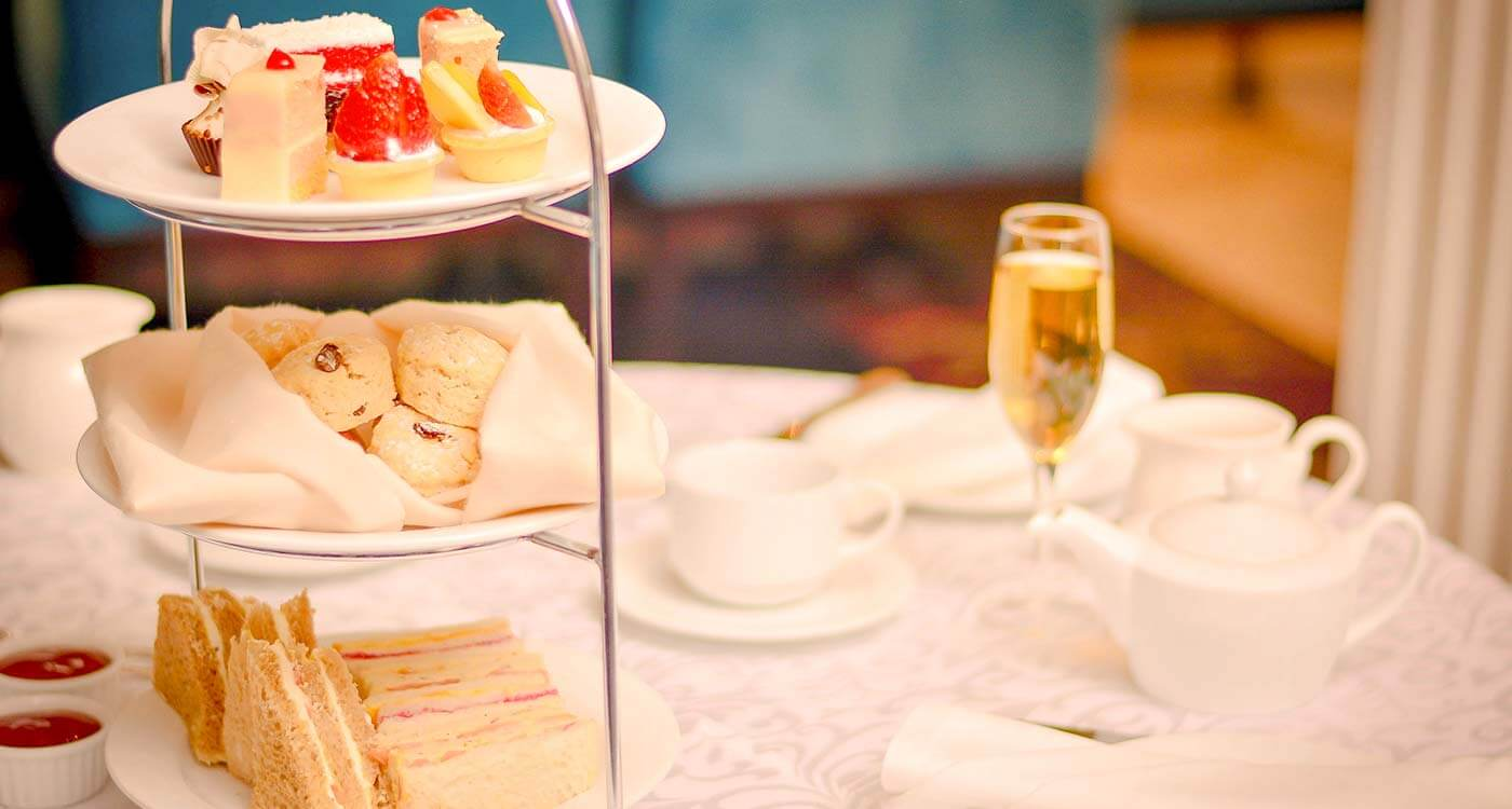High Tea Platter at The Kingsbury Colombo